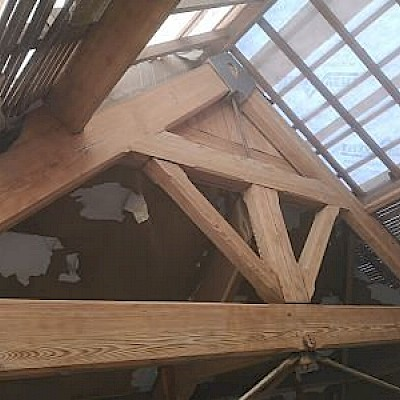 Timber Cleaning